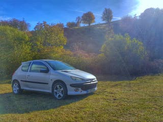 Peugeot 206 XS 2.0 HDI