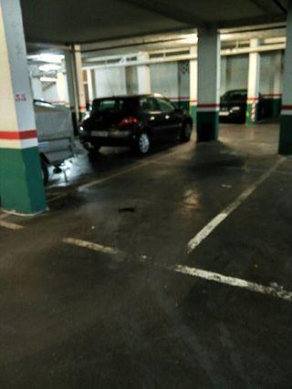 plaza de garaje en Untzueta