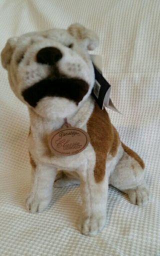 Perro Bulldog SIN ESTRENAR