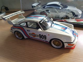 Porsche 911 (964) RSR Martini GT Spirit 1/18