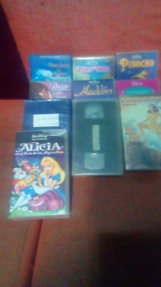 películas disney en DVD
