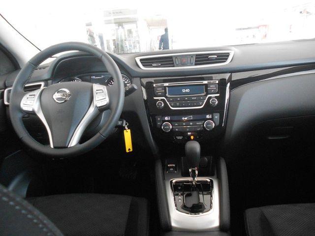 Nissan Qashqai 1.6 DCI CVT Acenta 4X2