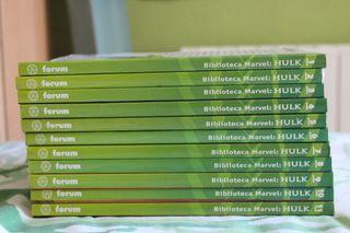 Colección de cómics de Hulk