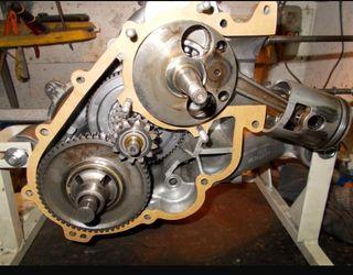 Reparo Motores De Vespa