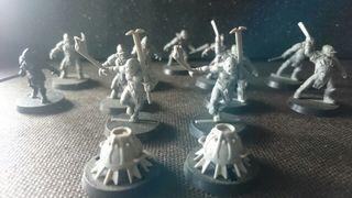 tropas de asedio uruk hai esdla