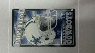 Cartel Dallas Cowboys.