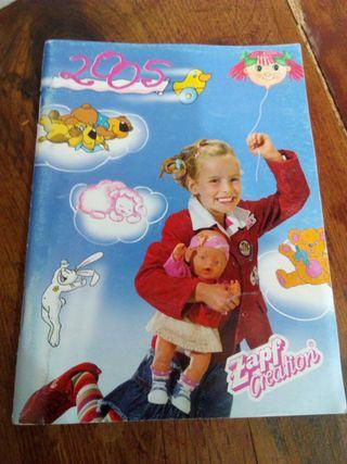 catalogo baby born 2005