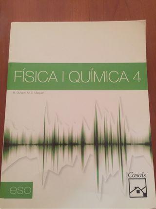 Libro escolar fisica y quimica