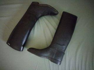 Botas de montar a caballo marca Aigle