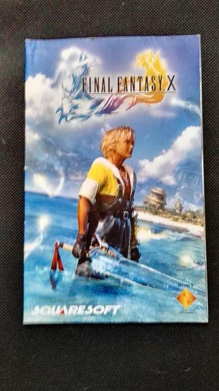 Manual Final Fantasy X