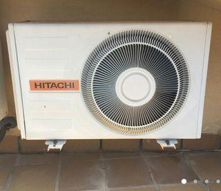 Compresor Aire acondicionado Hitachi. Oportunidad.