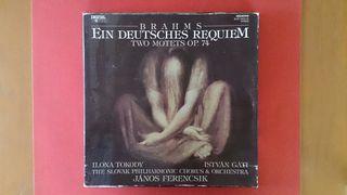 ALBUM ESTUCHE 2 LP BRAHMS