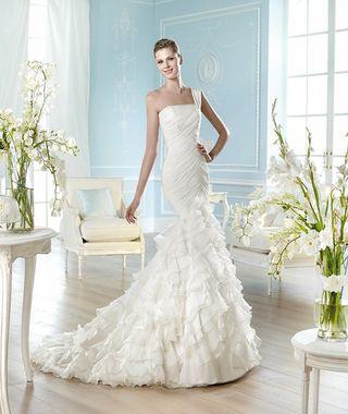 Vestidos de novia cortos murcia