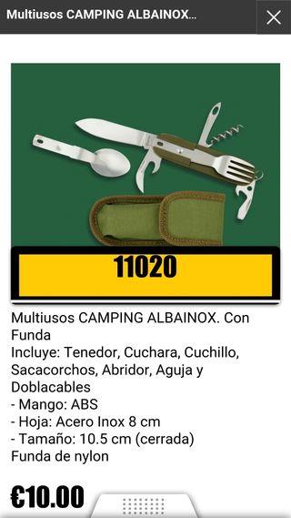 set de camping