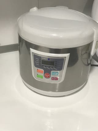 Robot de cocina sin apenas uso