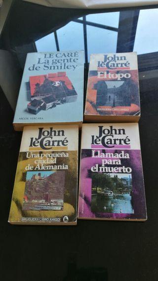 4 libros