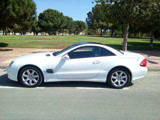 mercedes-benz SL 350 2004