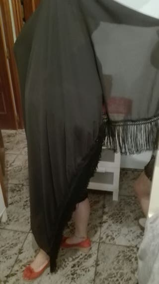 Chal raso negro