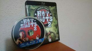Hot Shots 2 bluray