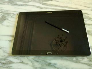 Tablet Samsung 12 pulgadas 4G + Funda Logitech