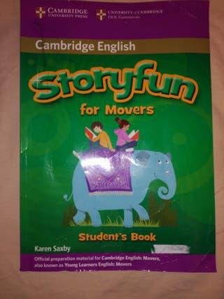 Storyfun For Movers Students Book