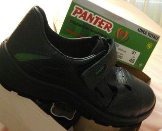 Zapatos de trabajo Panter