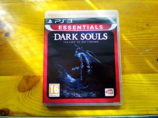 Juego Dark souls ps3