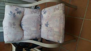 mesa y sillas de terraza.URGE SU VENTA