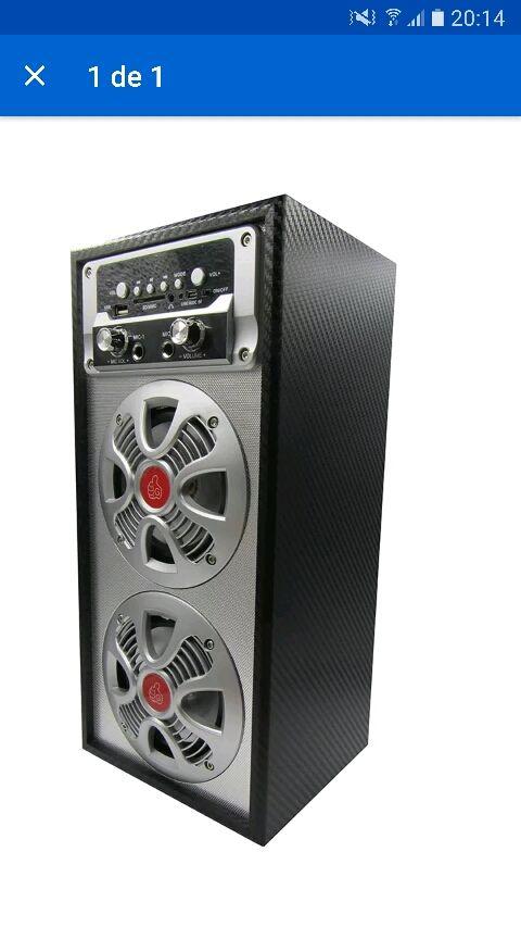 torre sonido
