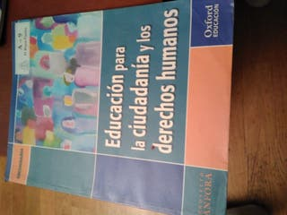libro educacion para la ciudadania y derechos huma