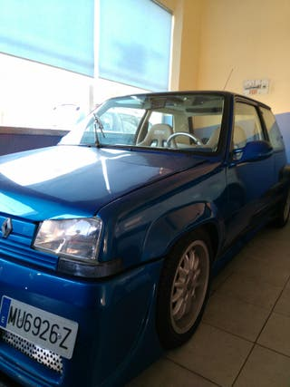 Renault gt turbo 1989