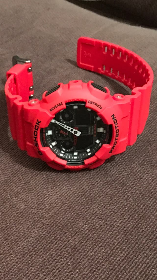 Watch G Shock