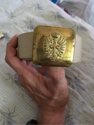 Cinturon militar