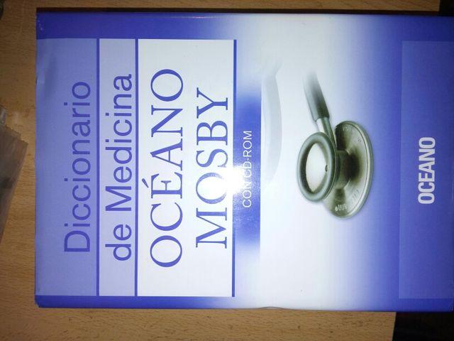 Diccionario Médico+CD atlas anatomía de segunda mano por 18 € en ...