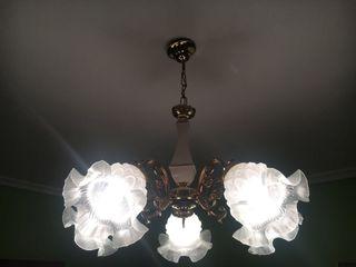 Varias Lámparas techo