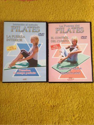 Dvds pilates