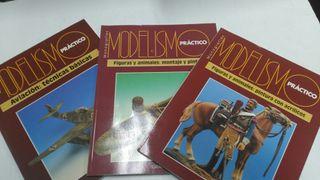 Libros modelismo aplicado
