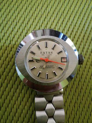 Reloj Fatas De Luxe mujer