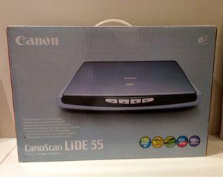 Escáner Canon CANOSCAN LIDE 35