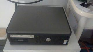 Ordenador Dell optiplex gx520
