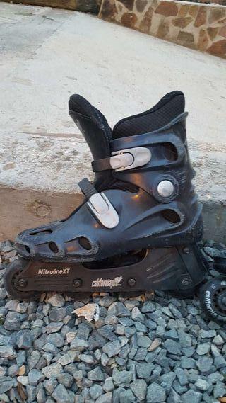 patines línea N 40