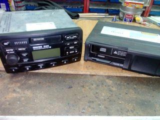 radio y cargador cd
