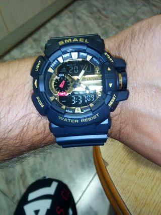Reloj smael sumergible 50 metros