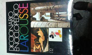 enciclopedia larousse 12 libros