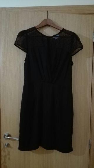 Vestido Negro Kling Talla L