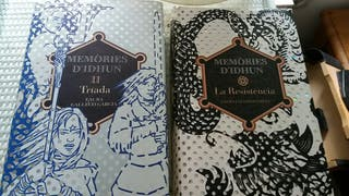 Llibres Memories d.Idhun català