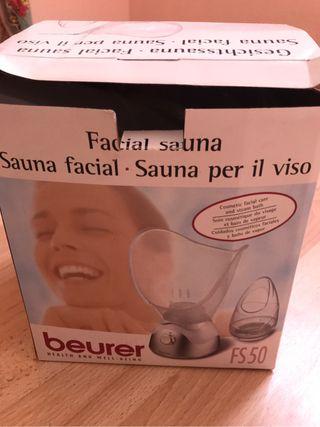 Sauna facial Beurer