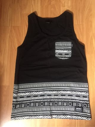 Camiseta tirantes Wrung