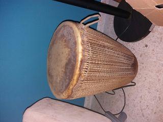tambor de piel