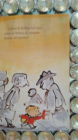 Libro de lectura EL NIÑO GOL